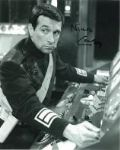 Nick Courtney, Agent Bret Byon - DOCTOR WHO Genuine Signed Autograph 10x8 COA 5734